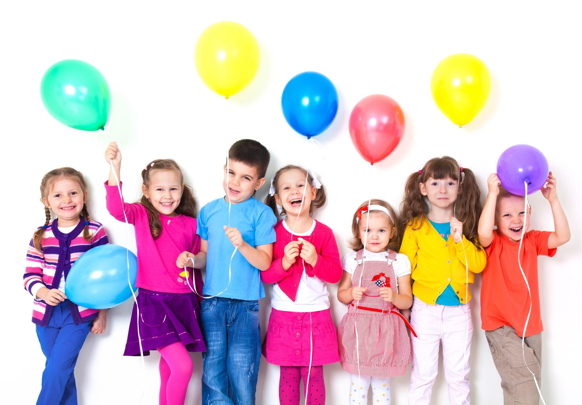 Картинки дети и праздники